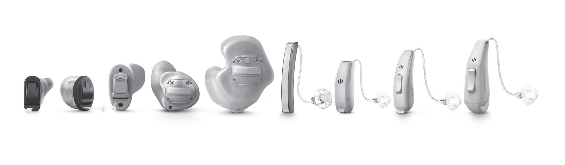 Family of Hearing Aids